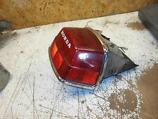 honda cb750 rear back tail light lamp brake assembly cx500 1981 1979 1980 cb750k