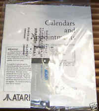 Falcon Extra #2 Calenders & Appointment + NEW Atari