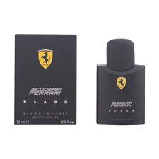 Ferrari negro espray colonia 75 ml