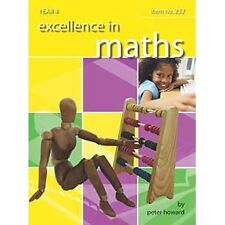 Excellence in Maths Year 4