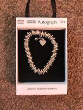 Ladies Elasticated Bracelet In Gift Box - Made With Swarovski Elemants - RRP £15