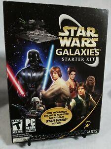Star Wars Galaxies: Starter Kit - PC
