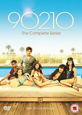 90210 the Complete Season Series 1, 2, 3, 4 & 5 (Final) DVD Box Set New Sealed