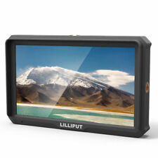 "LILLIPUT A5 5"" 1920x1200 IPS Camera Monitor 4K HDMI For A7S A6500 GH5 5D Mark IV"