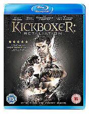 Kickboxer - Retaliation Blu-Ray NEW BLU-RAY (KAL8664)