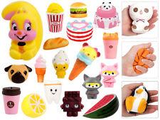 Squishy Squeezy Animaletti Figurine Antistress Giocattolo Collezione di Alsino