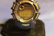Casio G Shock G-2310 Solar Databank 200 Meter Alarm Chronograph Mens Watch