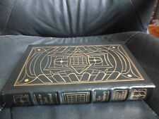 RAY BRADBURY SIGNED - FROM THE DUST RETURNED EASTON PRESS LEATHER FIRST EDITION