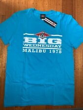 BEAR Surfboards Big Wednesday official licensed blue tee BNWT RRP $44.95