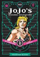 JoJo's Bizarre Adventure: Part 1--Phantom Blood, Vol. 3: By Araki, Hirohiko