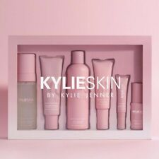SEALED FULL SIZE KYLIE SKIN SET BY KYLIE JENNER 6 PIECE AUTHENTIC WITH RECEIPT