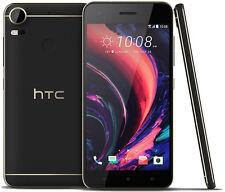 "HTC Desire 10 Pro Black 64GB 5.5"" 20MP 4GB RAM Android Phone By FedEx"