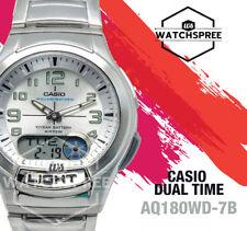 Casio Analog Digital Sports Watch AQ180WD-7B