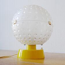 lampe vintage années 70 design 1970 table lamp tischlampe 70er Jahre