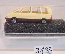 Praliné 1/87 Nr. 5500 Renault Espace Bus Kombi creme OVP #3199