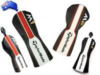 TAYLORMADE M1 /M2 DRIVER /FAIRWAY WOOD  HEADCOVER HEADCOVERS HEAD COVER COVERS