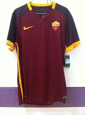 Camiseta Roma Nike Authentic Shirt Player Issue Match  Maglia Gara  L