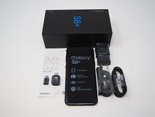 New Samsung Galaxy S8 + Plus SM-G955U Black 64GB T-Mobile AT&T Unlocked
