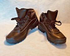 NIKE ACG Boots Brown Leather 159872-101 Men's Shoes Sz 5.5Y All Conditions Gear