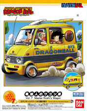 Mecha Collection Dragon Ball Z DBZ Vol.7 Master Roshi's Wagon Model Kit Bandai *