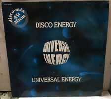 "Universal Energy Self Titled 12"" France Import Record 2C052-14479z"
