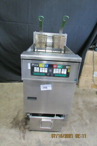 PITCO DIGITAL ELECTRIC FRYER WITH FILTRATION SYSTEM