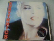 LP - Eurythmics ‎– Be Yourself Tonight - EX/EX - RCA ‎– PL 70711 - GERMANY