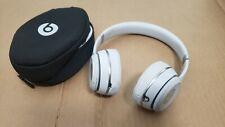 Beats by Dr. Dre Solo3 Wireless On the Ear Headphones - Matte Silver