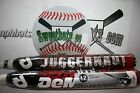 New Demarini Juggernaut Juggy 2008 Bat NIW 28 non ASA DXNAU OTC Off The Chain