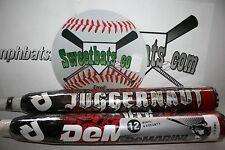 New Demarini Juggernaut Juggy 2008 Bat NIW 26 non ASA DXNAU OTC Off The Chain