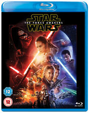 Star Wars: The Force Awakens Blu-Ray (2016) Harrison Ford, Abrams (DIR) cert 12