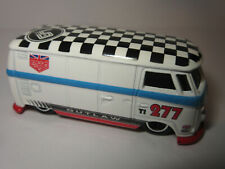 HOT WHEELS VW T1 PANEL BUS  PARTS OF  BOULEVARD SERIES REAL RIDERS   SINGLE