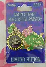 Disneyland Main Street Electrical Parade 45th anniversary pin Disney Elliot pin