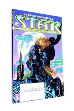 STAR MAGAZINE n. 45 Star Comics 1994 NIGHT MAN RUNE NEXT MEN