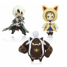 Final Fantasy Xiv minion figures vol.3 all three set Character Goods from Japan