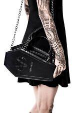 Killstar Kimmi Kurses Coffan Handbag Tas Gothic Occult NEW