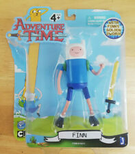 Adventure Time 5-inch Action Figure Finn with Golden Sword