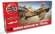 Avion de chasse Britannique HAWKER HURRICANE Mk.I - Kit AIRFIX 1/48 n° 05129