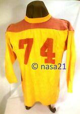 football jersey, practice, Willamette University, vintage 1950