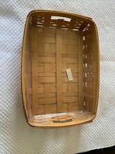 New ListingLongaberger Hostess Serving Tray Basket w/ Liners