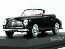Simca 8 Sport Cabriolet 1951 noir Modèle de voiture 1 43 / Norev