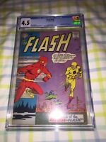 FLASH #139 - CGC 4.5 VG+ OW - DC Comics - 1st appearance Reverse Flash 1963