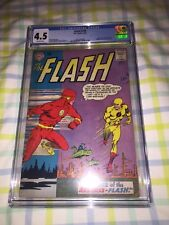 Flash #139 - cgc 4.5 VG + ow-DC Comics - 1st appearance Reverse Flash 1963