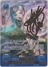 Fire Emblem 0 Cipher Card Game Booster Part 1 Reflet (female) B01-057R+ parallel