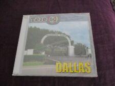"""RARE! CD NEUF """"TELE 80 : DALLAS"""""""