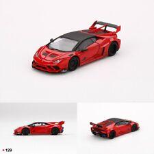 MINI GT 1:64 LB WORKS Lamborghini Huracan GT Rosso Mars LHD Red