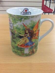 Iom fairy mug