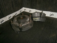 Yamaha XJ 400 Diversion 4BP 1992 rear sprocket carrier & cush drive rubbers
