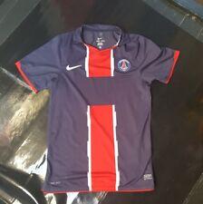 Maillot jersey maglia camiseta trikot shirt PSG neymar M pro worn porté vintage