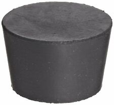 THOMAS SCIENTIFIC BLACK STOPPERS, SIZE 13, 8740G38, CODE P13-M290, 25 COUNT